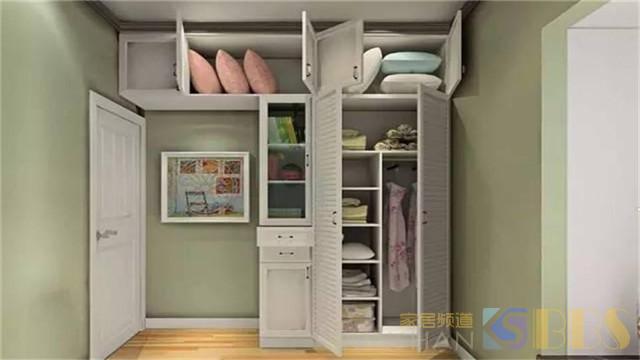衣柜收纳3大技巧,让你分分钟成收纳达人!