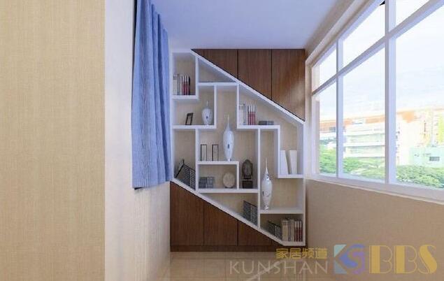 阳台不要装推拉门了,现在流行这样的设计!