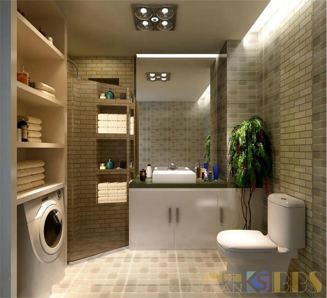 你家现在还在装浴霸吗?有钱人已经放弃浴霸了!