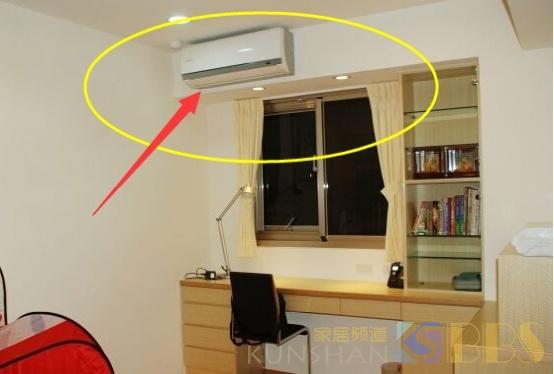 空调别再傻傻挂内墙了,我家就不这样装,装修师傅看了夸我懂行!