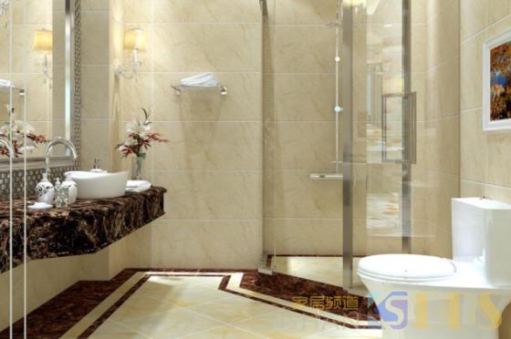 卫生间别再装挡水条了,如今更流行这种设计,不仅实用还省钱