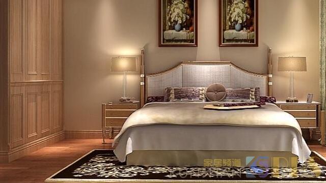 闺蜜家独树一帜的卧室装修,碾压了整个小区,物业经理都赞不绝口